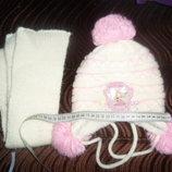 зимние шапочки для девочек и мальчиков