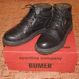 Новые Зимние мужские ботинки на меху р.41