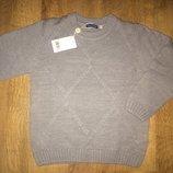 Теплый вязаный свитер Original Marines