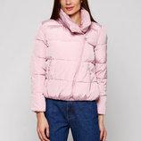 Осенняя короткая куртка 3 цвета D6522
