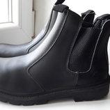Мужские кожаные ботинки Dickies челси