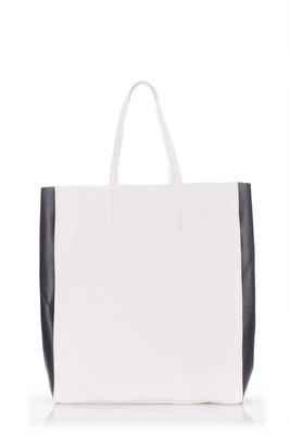 5a73bd5a0b4c Кожаная сумка POOLPARTY City 2 расцветки: 1100 грн - большие сумки в ...