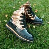Ботинки зимние Clibee