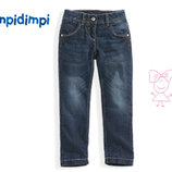 Impidimpi.Германия.-Термо стрейч- джинсы на подкладке р.74/80