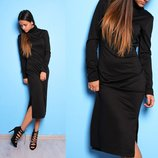 Платье-Туника макси 2 цвета