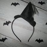 Капелюшок відьми на Хелловін, шляпка ведьмы
