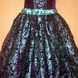 карнавальный костюм карнавальное платье ведьмы на хэллоуин
