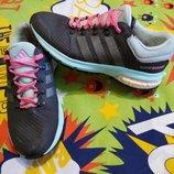 Крутые кроссовки Adidas, размер 36,5