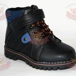 Демисезонные ботинки размеры 26-31
