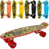 Скейт MS 0298 Пенни борд Penny Board