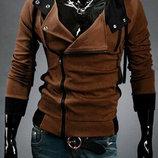 Мужская кофта с капюшоном 3 цвета AL6874