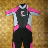 Детский гидрокостюм - Odyssey surf - неопрен 4мм - возраст 15-16лет