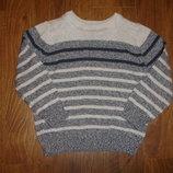 ирменный свитер мальчику 3-4 лет хлопок