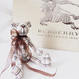 Мишка Burberry мягкая игрушка мишутка тильда подарок дочке девушке