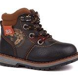 Ботинки демисезонные, р.22-27 ботиночки деми, боты осень-весна, черевики