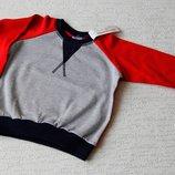 Реглан кофта свитер для мальчика