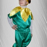 Костюм Подсолнуха, детский карнавальный костюм Подсолнух.