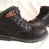 Зимние ботинки на мальчика 32-37
