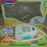 Подвесная игрушка на кроватку Chicco б/у