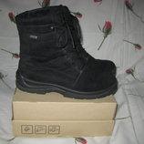Сапоги ботинки Rohde мембраной Sympa-Tex Германия 38 размер по стельке 25 см.Кожаные, Зимние . В ид