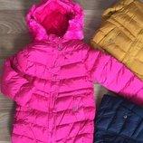 Куртки зимние на меху на девочку, Nature