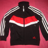 Олимпийка Adidas на 5-6 лет