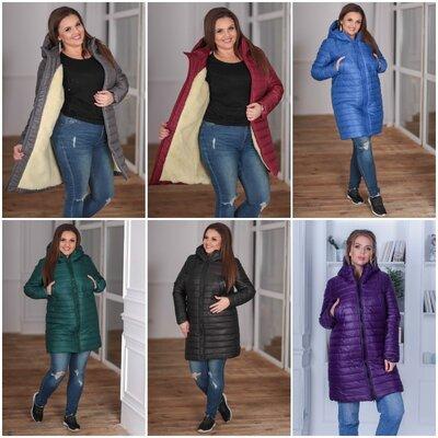 Пальто,, зима на меху . Размер 48-50,52-54,56-58