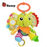 Прорізувач-Іграшка Sozzy . Прорезыватель-Погремушка подвеска для Кроваток. Развивающая игрушка.
