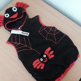 Костюм паука 3-5 лет 98-110 см George Джорж оригинал фирменный