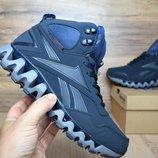Зимние ботинки Reebok zigwild blue
