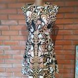 Стильное котоновое платье