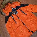 Класнючая зимния куртка для мальчика. Венгрия.