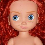 Очаровательная кукла Мерида Disney Animators оригинал клеймо 40 см