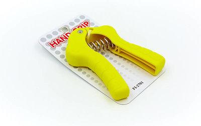 Эспандер кистевой пружинный ножницы 2701 нагрузка 12-13кг