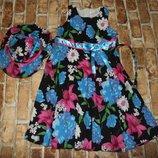платье нарядное Сток 9-10лет большой выбор одежды 1-16лет