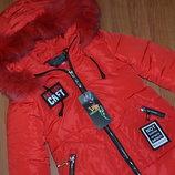 изумительное зимнее пальто для девочки