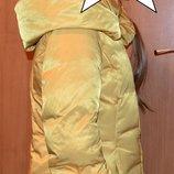 Куртка, пуховик Sisley Италия размер 10 лет