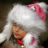 Монголка теплющая шапка-ушанка Евробренд Starling.Оригинал