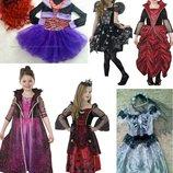 Прокат костюм на Helloween ніч, відьмочка, павучок, відьма, ведьма, Хелоуін 5-14 р - Позняки