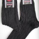 Зимові чоловічі носки, х.б., повна махра.