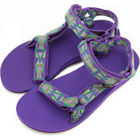 Сандалии Teva S/N 1003987 Mosaic purple