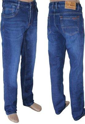 Мужские джинсы на флисе WINNING. 32. 33. 34. 36. 38 размер