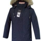 Зимняя куртка для мужчин и юниоров на тинсулейте 40-52 р.р.
