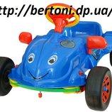 Машина Херби педальная 09-901
