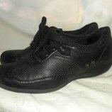 Туфли кожаные footglove 39-40 размер