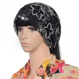 Шапка - шарф женская Elizabeth 3 цвета AL7966