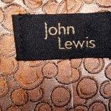 Стильный модный шелковый галстук John Levis.Оригинал