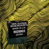 Номерной шелковый галстук от бренда Next