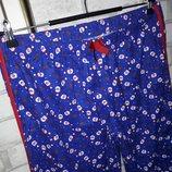 Пижамные штаны TU р 14 Принт- Санта клаус