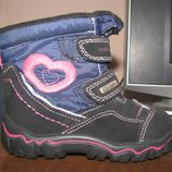 Термо ботинки Elefanten Gore Tex р. 22, ст. 14, 5 см.